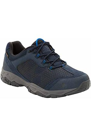 Jack Wolfskin Men's Rock Hunter Texapore Low M Wasserdicht Rise Hiking Shoes, (Night 1010)