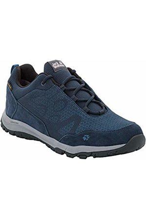 Jack Wolfskin Men's Activate Xt Texapore Low M Wasserdicht Rise Hiking Shoes, (Night 1010)