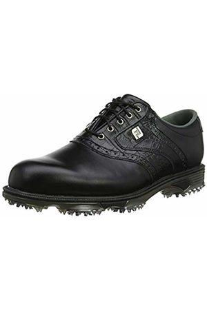 FootJoy Men's DryJoys Tour Golf Shoes (Negro 53717) 7.5 UK