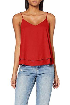 Pieces NOS Women's Pcbodil Slip Top Noos Vest, Aura