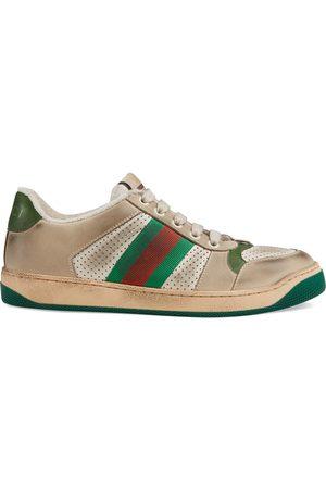 Gucci Women Trainers - Women's Screener leather sneaker