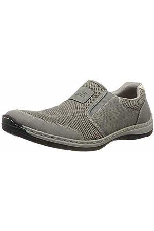 Rieker Men's 15253 Loafers, (Cement/dust/Chalk 40)