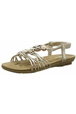 Lotus Women's Marci Open Toe Sandals, ( Yy)