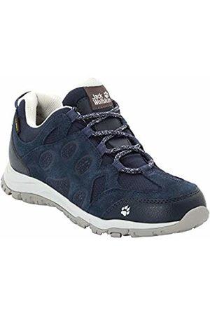 Jack Wolfskin Women's Rocksand Texapore Low W Wasserdicht Rise Hiking Shoes, (Midnight 1910)