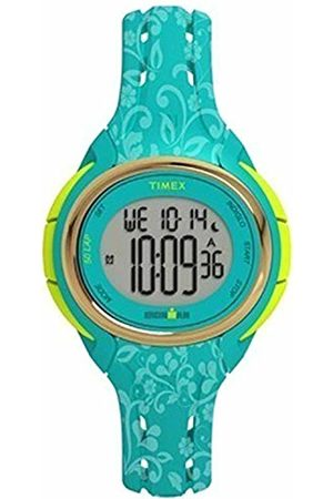 Timex Womens Digital Quartz Watch with Silicone Strap TW5M03100
