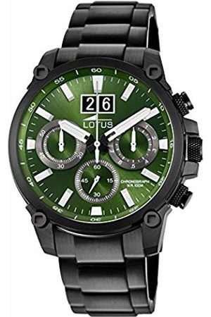 Lotus Mens Chronograph Quartz Watch with Stainless Steel Strap 10141/1