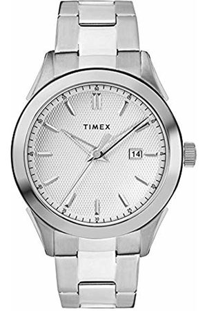 Timex Mens Analogue Classic Quartz Watch with Stainless Steel Strap TW2R90500