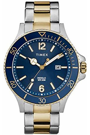 Timex Mens Analogue Classic Quartz Watch with Stainless Steel Strap TW2R64700