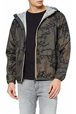 K-Way Men's Claude Graphic Jacket