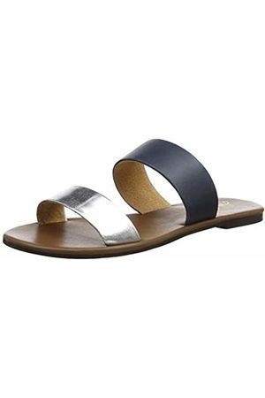 Joules Women's Fenthorpe Open Toe Sandals, (Metallic )