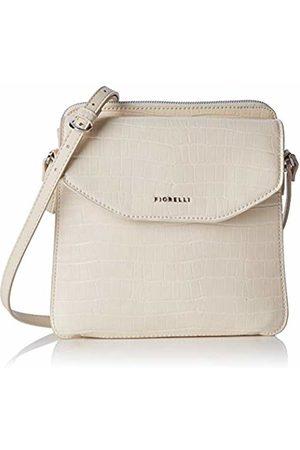 Fiorelli Womens Taylor Messenger Bag (Cream Croc)