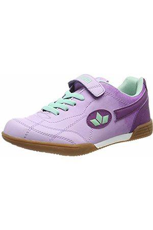 LICO Women's Bernie VS Multisport Indoor Shoes, Lila/Türkis