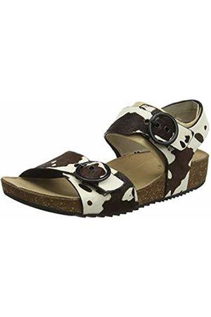 Hotter Women's Tourist Sling Back Sandals (Cow Print 304) 7.5 UK/41.5 EU 40.5