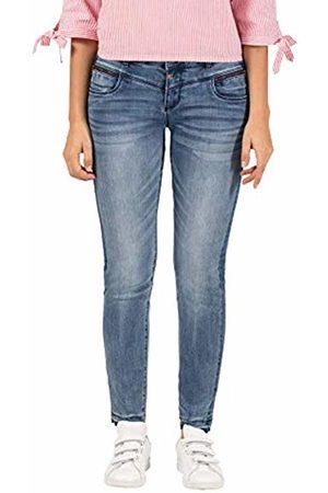 Timezone Womens 17-10056-01-3228 Slim Slim Jeans - - W33/L30