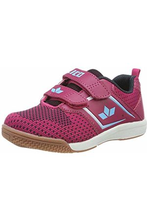 LICO Girls' Chess V Multisport Indoor Shoes /Marine/Türkis