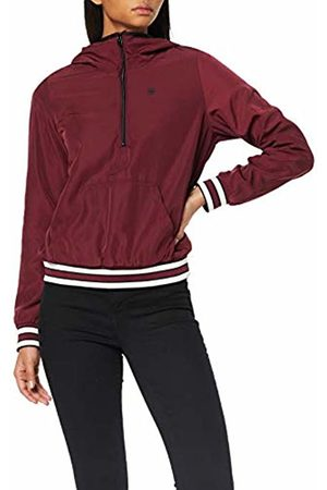 G-Star Women's Strett Hooded Slim Anorak Poncho Port 4608