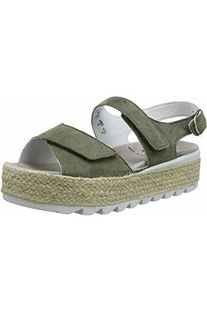 Semler Women's Fanny Ankle Strap Sandals 6.5 UK