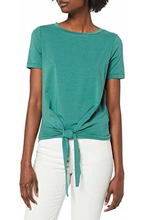 Object Women's Objstephanie Maxwell S/s Top Noos T-Shirt Spruce