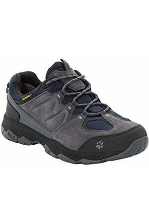 Jack Wolfskin Men's MTN Attack 6 Texapore Low M Wasserdicht Rise Hiking Shoes, (Night 1010)