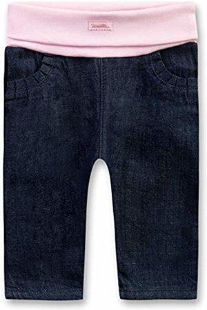 Sanetta Baby Girls' Fiftyseven Jeans Dark 9482