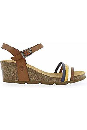 Yokono Women's Cadiz 196 Vaquetilla Multi Open Toe Sandals