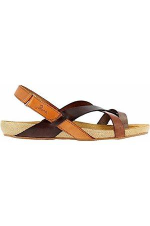 Yokono Women's Ibiza Vaquetilla Heels Sandals Open Toe Sandals