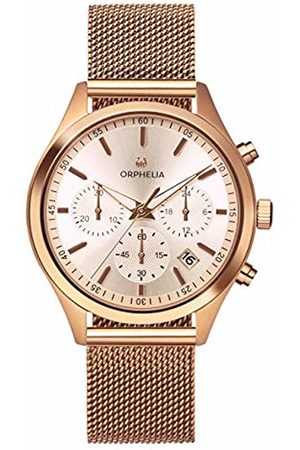 ORPHELIA Womens Chronograph Quartz Watch with Stainless Steel Strap OR32802