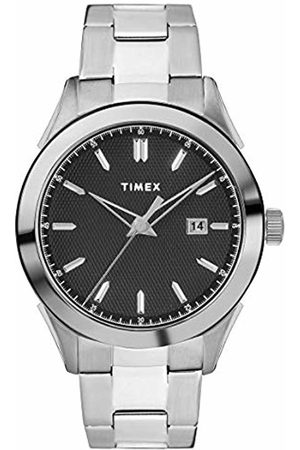 Timex Mens Analogue Classic Quartz Watch with Stainless Steel Strap TW2R90600