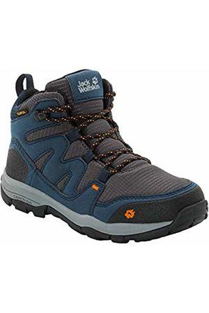 Jack Wolfskin Unisex Kids' MTN Attack 3 Texapore Mid K Wasserdicht High Rise Hiking Shoes, (Night 1010)
