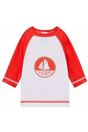 Petit Bateau Baby Girls' BELIER Swim Shirt