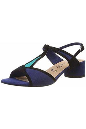 Tamaris Women's 1-1-28256-32 T-Bar Sandals Comb 818