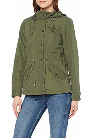 Vero Moda Women's Vmpernille Ss19 Parka Coat, (Ivy )