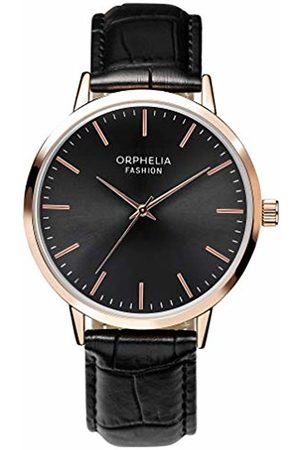 ORPHELIA Mens Analogue Classic Quartz Watch with Leather Strap OF711811