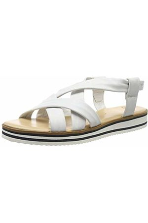 Women's Durban 1214726 Ankle Strap Sandals, (Weiss 06)