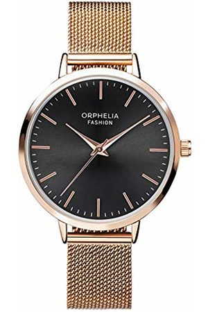 ORPHELIA Womens Analogue Classic Quartz Watch with Stainless Steel Strap OF714833
