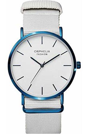 ORPHELIA Mens Analogue Classic Quartz Watch with Nylon Strap OF761809-6