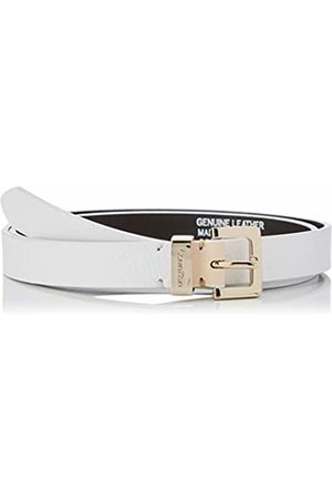 Calvin Klein Women's 2cm Metal Loops Belt
