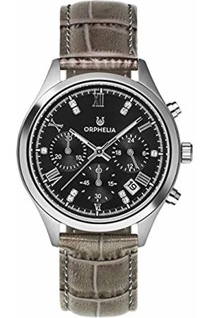 ORPHELIA Womens Chronograph Quartz Watch with Leather Strap OR31800