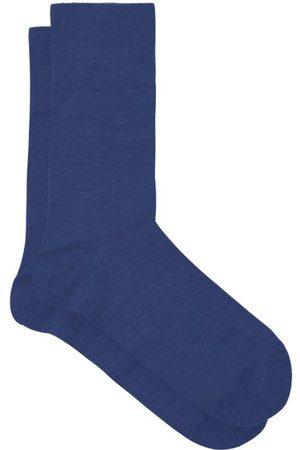 Falke Men Socks - Airport Wool Blend Socks - Mens