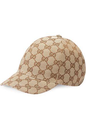 Gucci Childrens Original GG canvas hat