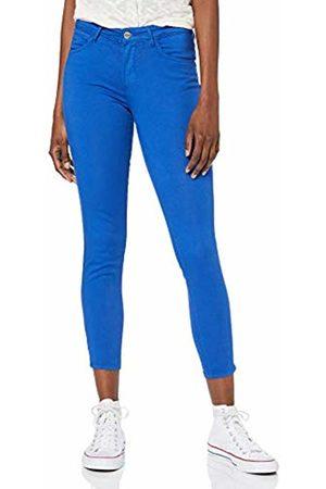 Wrangler Women's Skinny Crop Trouser (Turkish Sea 291) W31/L30