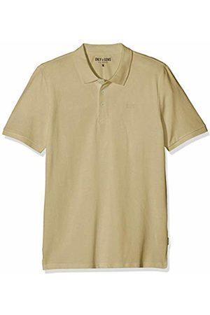 Only & Sons NOS Men's onsSCOTT Pique Polo NOOS Shirt, Grün Tea