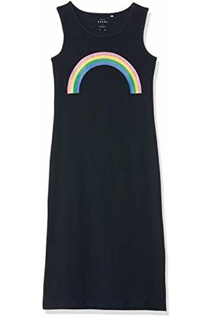 Name it Girls Maxi Dresses - Girl's Nkfvippa Sl Maxi Dress Noos