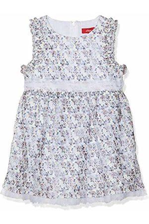 s.Oliver Baby Girls' 59.902.82.5018 Dress, ( AOP 01a2)