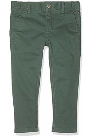 Tommy Hilfiger Baby Boys' Essential Slim Chino Trouser (Thyme 304) 92