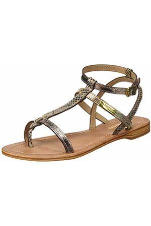 Les Tropéziennes par M Belarbi Women's Baie Ankle Strap Sandals, ( /Serpent 65)