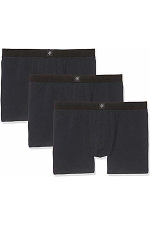 Marc O' Polo Marc O'Polo Men's Boxer Shorts Pack of 3, Blue (Blauschwarz 001)
