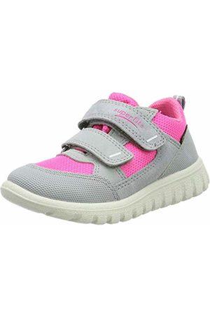 Superfit Baby Girls' Sport7 Mini Low-Top Sneakers