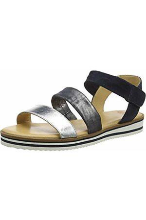 ARA Women's Durban 1214728 Ankle Strap Sandals