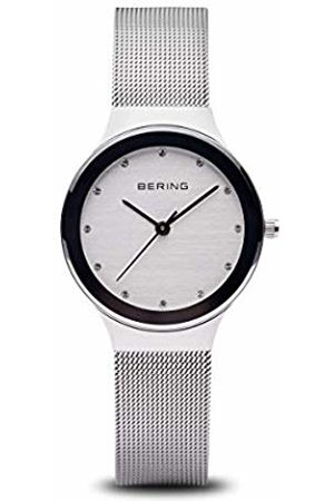 Bering Women's Analogue Quartz Watch with Stainless Steel Strap 12934-000